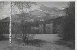 AK 0050  Kitzbühel - Schwarzsee Mit Horn / Foto Angerer Um 1927 - Kitzbühel