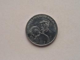 NELLO & PATRASCHE / Belgian Heritage - National Tokens B ( Anno 2013 ) ! - Pièces écrasées (Elongated Coins)