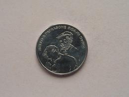 NELLO & PATRASCHE / Belgian Heritage - National Tokens B ( Anno 2010 ) ! - Pièces écrasées (Elongated Coins)