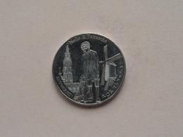 NELLO & PATRASCHE Antwerpen / Belgian Heritage - National Tokens B ( Anno 2014 ) ! - Pièces écrasées (Elongated Coins)