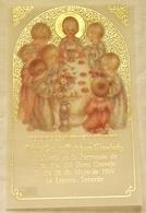 Antiguo Recordatorio Primera Comunión - BUSQUETS GRUART 1997 - Comunión Y Confirmación