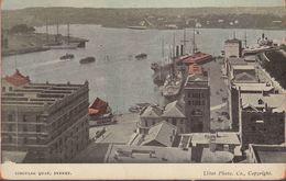 Australien - Sydney - Circular Quay - Harbour - Steamer- Nice Stamp - Sydney