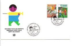 ONU 1987 VACCINATION DES ENFANTS - Medizin