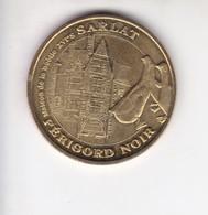 Jeton Médaille Monnaie De Paris MDP Sarlat Perigord Noir 2005 - Monnaie De Paris