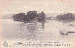 """LIEGE  Acp  """" La Meuse Et La Dérivation   """" Non-écrite  Voir Scan - Luik"""