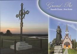 Nova Scotia, Grand-Pré National Historic Site (PC525) - History