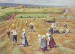 Nova Scotia, Le Paradis Terrestre By Claude Picard Saint-Basile (PC526) - Paintings