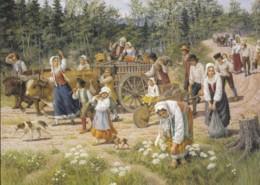 Nova Scotia, Migrations And Return By Claude Picard Saint-Basile (PC528) - Paintings