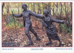 Nova Scotia, Deportation By Jules LaSalle (PC531) - Sculpturen