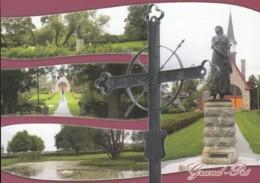 Nova Scotia, Grand-Pré Historic Site (PC532) - History