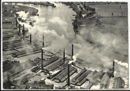 BOOM - Briqueterie (steenbakkerij) Luchtopname - Zeldzame Kaart - Boom