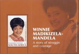 Winnie Mandela Bloc - Neufs