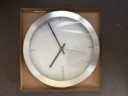 Horloge Publicitaire Skoda Neuve - Publicidad