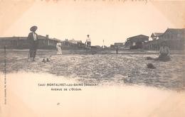 ¤¤  -   MONTALIVET-les-BAINS   -  Avenue De L'Océan   -  ¤¤ - Other Municipalities