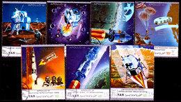 Yemen-0005 - Astronautica (o) Used - Senza Difetti Occulti. - Yemen