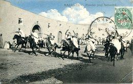 Mazagan (Maroc) - Powder Play Fantasied. Guerriers à Cheval - Altri