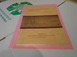 CONGO : VOLCANOES NYIRAGONGO AND NYAMURAGIRA : Geophysical Aspects Hiroyuki HAMAGUCHI  1983 - Sciences De La Terre