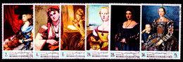 Yemen-0006 - Arte Pittorica (o) Used - Senza Difetti Occulti. - Yemen