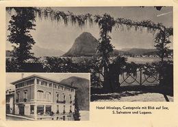 Hotel Miralago, Castagnola Mit Blick Auf See - TI Ticino