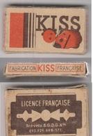 Lames De Rasoir Mécanique KISS .Paquet Neuf. - Razor Blades
