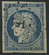 France (1849) N 4 (o) - 1849-1850 Ceres