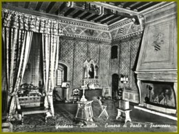 CP Vera Fotografia Ediz.A.M.P.-PESARO.- GRADARA - Castello -camera Di Paolo E Francesca - Pesaro