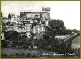 CP Vera Fotografia Ediz.A.M.P.-PESARO.- GRADARA - Panorama E Castello - Pesaro