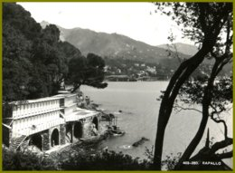 CP Vera Fotografia,fotoedizione Brunner & C. -RAPALLO - PANORAMA - Italie