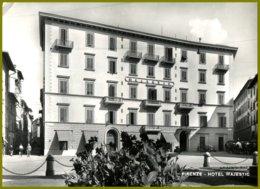 CP Italie,-vera Fotografia, Ed.Gino Giusti-FIRENZE -HOTEL MAJESTIC - Hotels & Restaurants