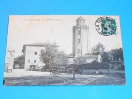 31 ) Toulouse N° 119 - Le Chateau D'eau   -  Année 1908  -  EDIT - - Toulouse