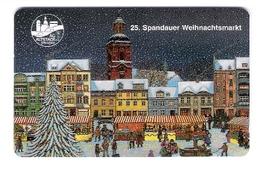 Germany - K 359  05/93 - Berlin Spandau - Altstadt - Spandauer Weihnachtsmarkt - Mint - Deutschland
