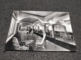 ANTIQUE PHOTO POSTCARD PORTUGAL SEIXAL / AMORA - ESTANCIA MUXITO - SALA DE JANTAR DO HOTEL UNUSED - Setúbal