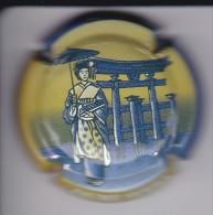 PLACA DE CAVA DE JAUME SERRA (CAPSULE) TOKIO - JAPON - Placas De Cava