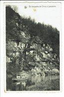 CPA Carte Postale- BELGIQUE -En Barquette De Chiny à La Cuisine- S2661 - Chiny