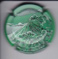 PLACA DE CAVA DE JAUME SERRA (CAPSULE) MONTE FUJI - JAPON - Placas De Cava