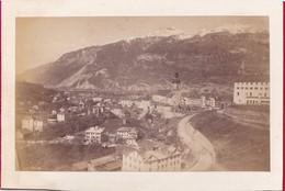 Photo Ancienne  Suisse  Coire  Vers 1880 - Photos