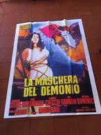 Manifesto La Maschera Del Demonio Mario Bava Gotico Horror - Manifesti & Poster