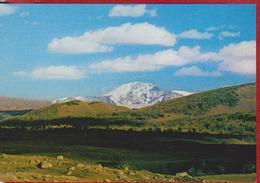 A MOUNTAIN SCENERY ZABHAN AIMAK MONGOLIA POSTCARD UNUSED - Mongolie