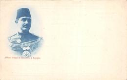 ¤¤   -   EGYPTE   -  Abbas Hilmi II Khédive à Egypte    -  ¤¤ - Egitto