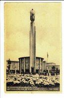 CPA Carte Postale- BELGIQUE -Bruxelles -Exposition De 1935-Pavillon De Paris--S2667 - Wereldtentoonstellingen