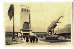 CPA Carte Postale- BELGIQUE -Bruxelles -Exposition De 1935-Pavillon Du Congo--S2668 - Wereldtentoonstellingen