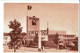 CPA Carte Postale- BELGIQUE -Bruxelles -Exposition De 1935-Palais De La Télévision-S2670 - Wereldtentoonstellingen