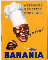 Livret BANANIA Y' A Bon! - Mes Recettes D'entremets - Chocolate