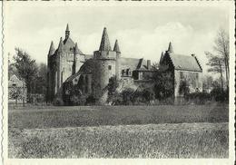 Château Féodal De Laarne..   ( 2 Scans ) - Laarne