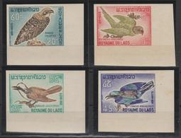 LAOS 1966  IMPERF / NON DENT  BIRDS / OISEAUX  **MNH  Réf 127 - Laos