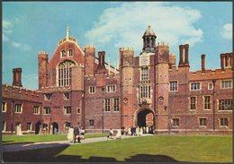 Anne Boleyn's Gateway, Hampton Court Palace, Middlesex, 1960s - MPBW Postcard - Middlesex