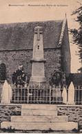 Montsurvent/50/ Monument Aux Morts De La Guerre/ Réf:fm759 - Autres Communes