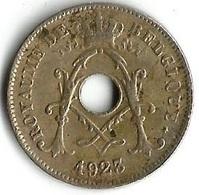 1 Pièce De Monnaie 10 Centimes 1923 Belgique Fr - 1909-1934: Albert I