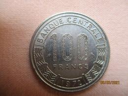 Cameroon: 100 Francs 1972 - Cameroun