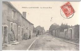 Prez Sous Lafauche - La Grande Rue - Autres Communes